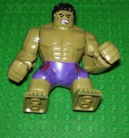LEGO - Super Heroes HULK minifigures - AVENGERS MARVEL COMICS