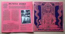 Punto Zero Numero 9/10 + Apocalisse Di Diamante Lp x2 Marlene Kuntz 1993