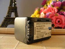 NP-FV70 BATTERIA FDR-Sony AX53 AX33 AXP33 AX100E HDR-CX900E