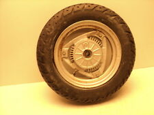 Honda CH125 CH 125 Elite #5112 Rear Wheel & Tire