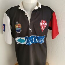 superbe maillot  de rugby BIARRITZ olympique N°14 XL  vintage