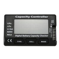 CellMeter - 7 Digital Testeur Checker de Capacite de la Batterie pour LiPo Q5Y6