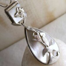 Handmade Natural Sterling Silver Fine Necklaces & Pendants