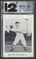 1961 MLB CHICAGO WHITE SOX BASEBALL PICTURE PACK (12) CARD SET BY JAY PUBLISHING