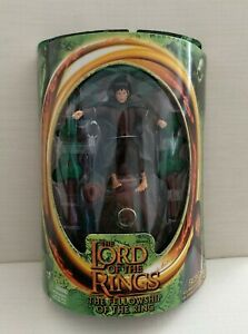 Lord of the Rings: Fellowship of the Ring Frodo Action Figure Collectible Sealed