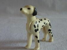 PLAYMOBIL animaux animal maison nature foret chien le chiot dalmatien