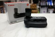 Canon BG-E18 Battery Grip For Canon 750D/760D