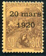 MONACO 1920 41 ** POSTFRISCH LUXUS 180€(49566