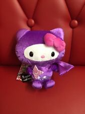Tokidoki x Hello Kitty Kimono Plush: Ninja Kitty (TK1)