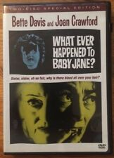 What Ever Happened to Baby Jane? (DVD, 2-Disc Special Edition)