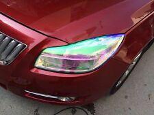 30cm X 100cm Chameleon Tint Film Faros, Luces Traseras coche Vinilo Wrap Luz De Niebla