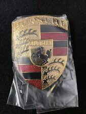 Porsche 90155921020 Original Emblem  Deckelwappen Haubenwappen  NEU!!!
