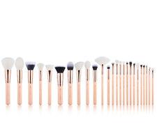 Jessup Professional 25pcs Makeup Brushes Set Cosmetic Cheek Brush Tool Pink