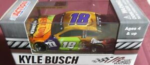 KYLE BUSCH, M&M'S HALLOWEEN,  #18, 1/64 2020 CAMRY, FREE SHIPPING