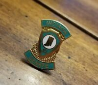 Vintage JCI Jaycees Senate Indiana PIN Teal Officers Collectors