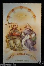 ANTIGUA POSTAL SANTISIMA TRINIDAD   OLD SAINT TRINITY  HOLY CARD   CC63