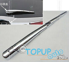 FIT FOR HYUNDAI IX35 TUCSON CHROME REAR TAIL WINDOW WIPER ARM COVER TRIM MOLDING