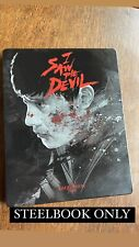 I Saw The Devil STEELBOOK ONLY Plain Archive Korea