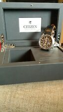 Mens watches used citizen eco drive