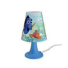 Lampada da tavolo comodino Philips Disney Finding Dory LED 2 3w Art. 717959016