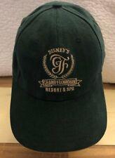 GREEN GRAND FLORIDIAN resort CAP HAT BASEBALL OSFA ADJUSTABLE