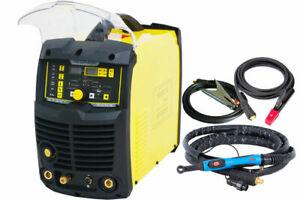 Professional Inverter Welder 200 Amp TIG/WIG MAGNUM THF 237 PULS AC/DC ALUMINIUM