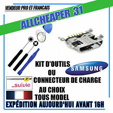 CONNECTEUR DE CHARGE MICRO USB SAMSUNG GALAXY TOUT MODEL S ACE TAB 2 3 TAB A E