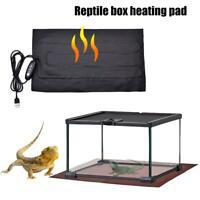 Température Adjustable Chauffage chauffant Tapis Pour Reptile Amphibien