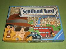 Scotland Yard ,Die Jagd nach Mister X, Detektiv Kult Brett Spiel des Jahres 1983