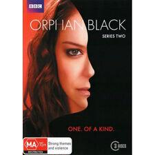 Orphan Black - Series 2 (3DVD, Region 4) [Like new]