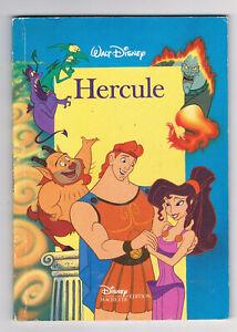 HERCULE, Walt Disney Cine Poche, Hachette Edition 1997, Meunier, Harchy, 50p