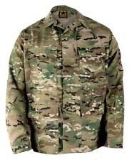 MultiCam Camo BDU Uniform Shirt by PROPPER F5454 - Poly Cotton Twill - FREE SHIP