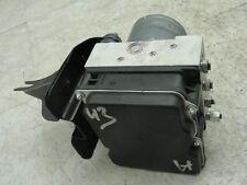09 10 NISSAN MAXIMA ANTI-LOCK BRAKE ABS PUMP ASSEMLY AT CVT WITH PADDLE SHIFTERS