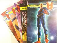 Auswahl : MIRACLEMAN # 1 2 3 4 von 4 ( Panini, Softcover / Hardcover ) NEUWARE