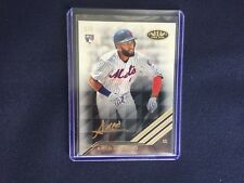 2018 TOPPS TIER ONE AMED ROSARIO BREAK OUT GOLD INK AUTO 1/1!!!