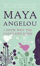 NEW I Know Why the Caged Bird Sings By Maya Angelou Paperback Free Shipping
