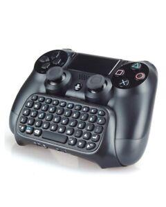 Sony PS4 Bluetooth Wireless Mini Keyboard KeyPad Adapter for PlayStation 4