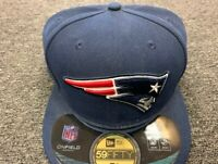 NEW ERA CAP NEW ENGLAND PATRIOTS  59 FIFTY FITTED HAT