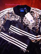 NEW!! Adidas Originals Women's Florido Superstar Track Jacket BJ8399 US sz- M, S