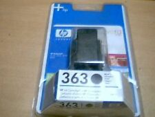 Encre HP originale 363 Black c8719ee (avril 2008)