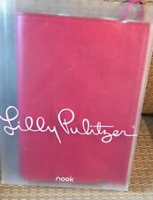 Lilly Pulitzer NOOK HD PROTECTIVE COVER Daiquiri Pink NEW IN BOX Nook HD Reader