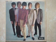 THE ROLLING STONES FIVE BY FIVE ORIGINAL 1964 UK UNBOXED DECCA EP NICE COPY!!!