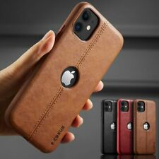 Phone Leather Back Cover Slim Dirt-Resistant Luxury Shockproof Case For iPhone
