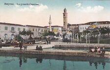 TURKEY - Izmir Smyrne - La Grande Caserne
