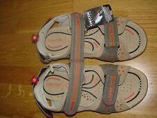 NEU / OVP GEOX Jungen Trekking - Sandale Gr. 36 Sandalen beige