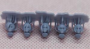 Sisters of battle Elves heads bits Kit for Warhammer 40000 adepta sororitas
