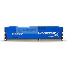 For Kingston HyperX 8GB 16GB 32GB DDR3 1600MHz PC3-12800 DIMM Blue Desktop RAM