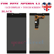 For Sony Xperia L1 Screen Replacement LCD Display + Touch Digitizer G3311 G3312