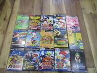 Nintendo GameCube Lot of 15 piece Luigi Manshion Giant Egg Complete Japan w238