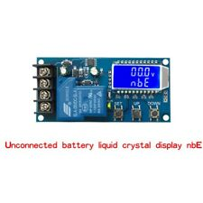 30A Lithium Battery Charge NC Control Module Protection Board 6-60V LCD Display